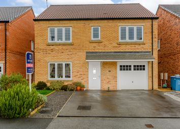Thumbnail 5 bed detached house for sale in Windsor Park, Hull