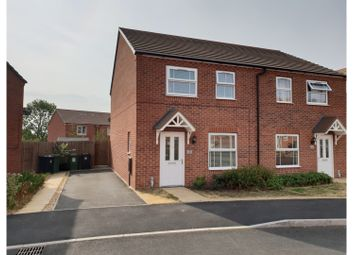 Thumbnail 3 bed semi-detached house for sale in Kemble Street, Redditch