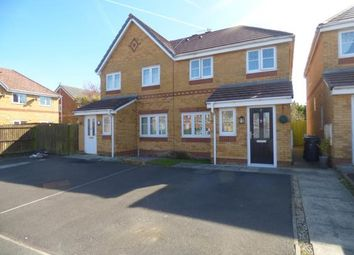 Thumbnail 3 bed semi-detached house for sale in Kendal Road, Kirkby, Liverpool, Merseyside