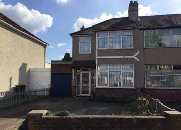 Thumbnail 3 bed end terrace house for sale in Romford, Havering, United Kingdom