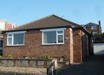 Thumbnail 2 bed bungalow to rent in Paddock Way, Coal Aston, Dronfield