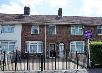 Thumbnail 3 bed terraced house for sale in Finch Lane, Liverpool