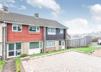 Thumbnail 3 bed terraced house for sale in Woodbury Park, Axminster