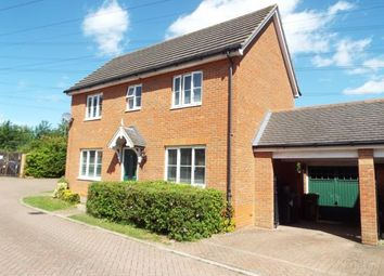 Thumbnail 3 bed link-detached house for sale in Grampian Place, Stevenage, Hertfordshire
