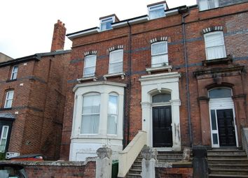 Thumbnail 1 bed flat to rent in Alexandra Road, Prenton