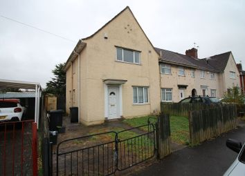 Thumbnail 3 bedroom end terrace house to rent in Guildford Road, St Annes, Bristol