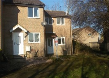 Thumbnail 1 bed semi-detached house to rent in Owl Close, Wokingham