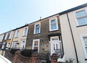 Thumbnail 3 bed terraced house for sale in Albion Road, Great Yarmouth