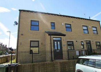 Thumbnail 3 bed terraced house for sale in Bradshaw Gardens, Honley, Holmfirth