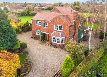 Thumbnail 4 bed detached house for sale in Top Cart Gaps, East Markham, Newark