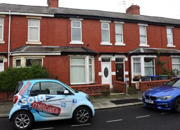 Thumbnail 2 bedroom terraced house for sale in Portland Road, Blackpool