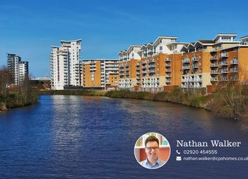 2 bed flat for sale in Lyon House, Century Wharf, Cardiff Bay CF10