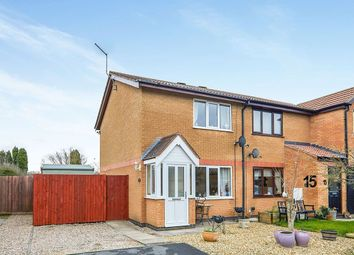 Thumbnail 2 bed terraced house for sale in Glen Way, Coalville