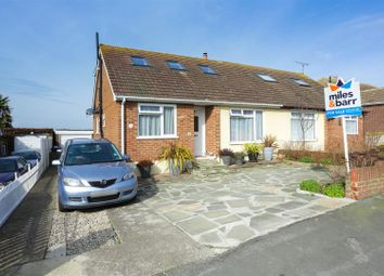 Thumbnail 4 bed semi-detached bungalow for sale in Greenhill Gardens, Minster, Ramsgate
