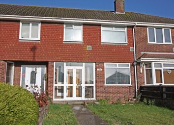 Thumbnail 3 bed terraced house to rent in Southampton Road, Cosham, Portsmouth