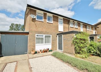 Thumbnail 3 bed end terrace house for sale in Martingale Close, Sunbury-On-Thames, Surrey