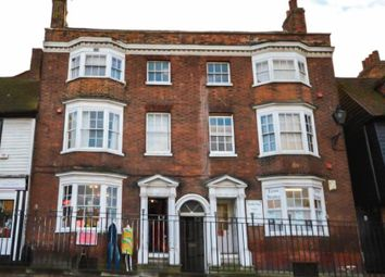 Thumbnail 1 bedroom flat for sale in St. Margarets Banks, High Street, Rochester, Kent