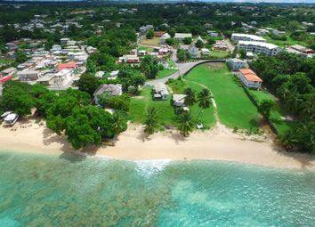 Thumbnail Land for sale in Weston, St. James, Beachfront, St. James