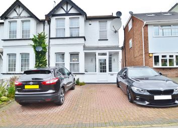 Thumbnail 5 bed semi-detached house for sale in Cat Hill, Barnet