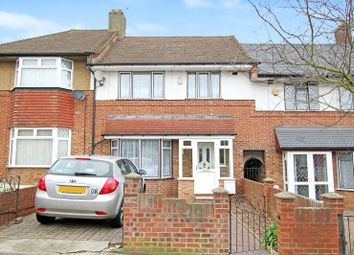 Thumbnail 3 bed terraced house for sale in Voce Road, Plumstead