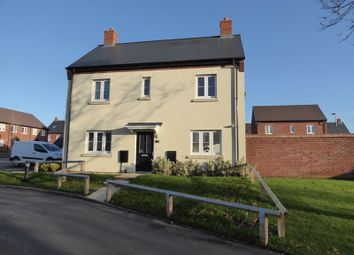 Thumbnail 3 bed detached house for sale in James Close, Upper Heyford, Bicester