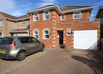 Thumbnail 4 bed detached house to rent in Arundel Road, Benfleet