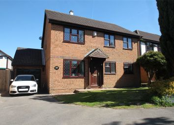 Thumbnail 4 bed property for sale in Ladyfields, Lordswood, Chatham, Kent