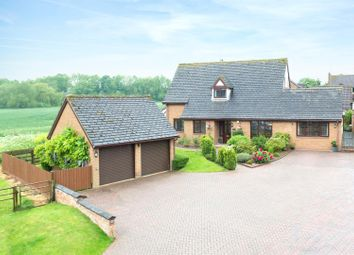 Thumbnail 5 bed detached house for sale in West End, Bugbrooke, Northampton