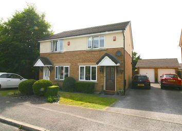 Thumbnail 2 bed semi-detached house for sale in Bishopsgate, Lancaster