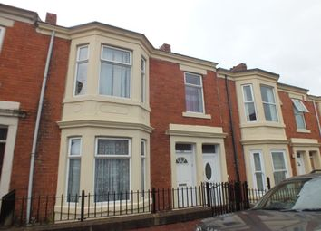 Thumbnail 3 bed flat for sale in Ellesmere Road, Newcastle Upon Tyne