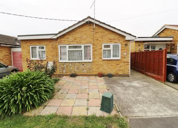 2 bed semi-detached bungalow for sale in Hallet Road, Canvey Island SS8