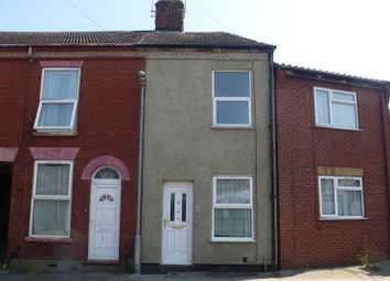 Thumbnail 2 bedroom terraced house for sale in Bermondsey Place West, Great Yarmouth, Norfolk