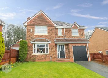 Thumbnail 4 bed detached house for sale in Conningsby Close, Bromley Cross, Bolton, Lancashire