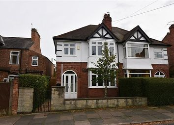 Thumbnail 3 bed semi-detached house for sale in Denison Street, Beeston