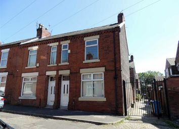 Thumbnail 3 bed end terrace house for sale in Rumbold Street, Abbey Hey, Manchester