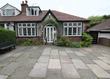 Thumbnail 3 bed semi-detached bungalow to rent in Sefton Lane, Maghull, Liverpool
