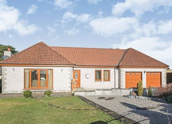 Thumbnail 4 bed detached bungalow for sale in Aultmore, Keith