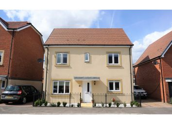 Thumbnail 3 bed detached house for sale in Trinity Way, Basingstoke
