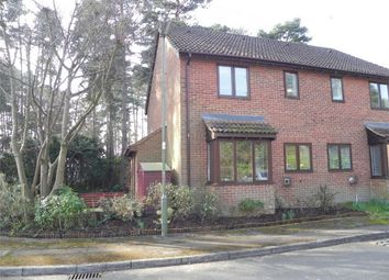 Thumbnail 1 bed end terrace house to rent in Maguire Drive, Frimley, Camberley, Surrey