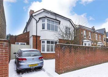 Thumbnail 4 bed detached house for sale in Thornhill Road, Surbiton