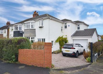 Thumbnail 4 bed semi-detached house for sale in Bolshaw Road, Heald Green, Cheadle