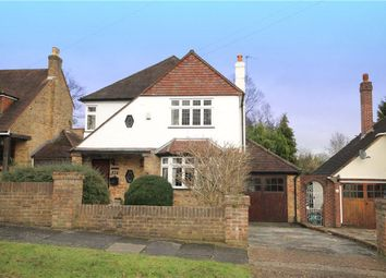 Thumbnail 3 bed detached house for sale in Downs Wood, Epsom