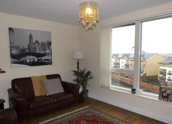 Thumbnail 2 bed flat to rent in Capella House, Falcon Drive, Cardiff Bay