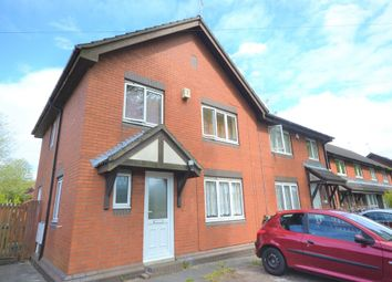 Thumbnail 3 bedroom semi-detached house for sale in Hallam Crescent East, Leicester