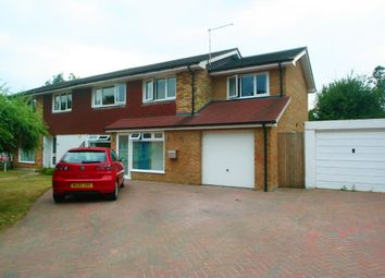 Thumbnail 4 bed semi-detached house for sale in Deans Walk, Old Coulsdon, Surrey