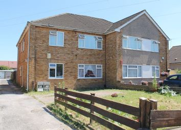 Thumbnail 2 bed maisonette for sale in Durants Park Avenue, Ponders End, Enfield