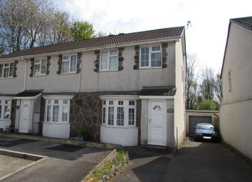 Thumbnail 3 bed semi-detached house to rent in Ty Gwyn Drive, Brackla, Bridgend.