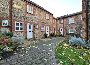 Thumbnail 2 bedroom terraced house to rent in Heritage Court, Dereham