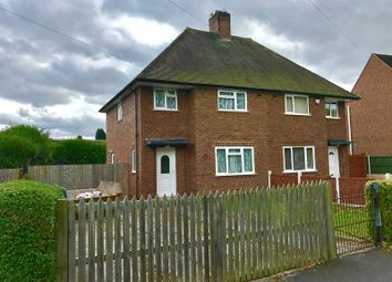 Thumbnail 3 bed semi-detached house to rent in Morris Drive, Donnington, Telford