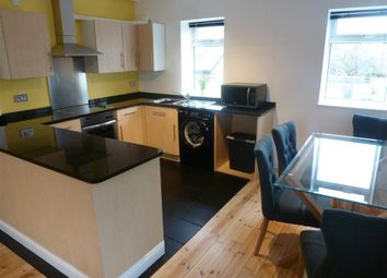Thumbnail 2 bed flat to rent in Duesbury House, 220 Siddals Road, Derby